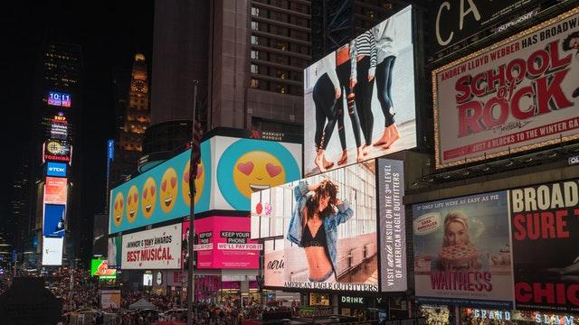 Videowall inzetten als marketing instrument